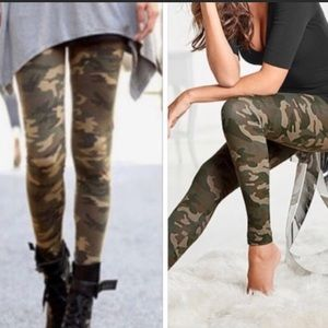 Aluna Levi camo leggings